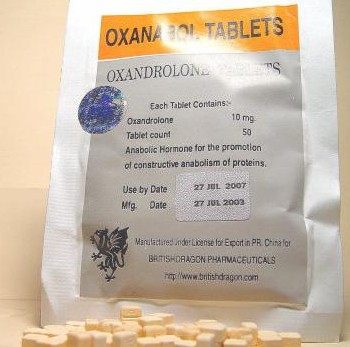 oxandrolone profile